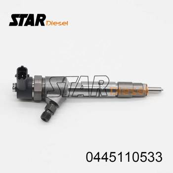 0 445 110 533 Hoge Kwaliteit Injector 0445110533 Professionele Injector 0445 110 533