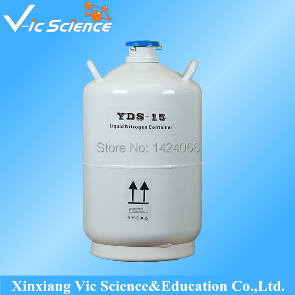 High Quality 15L Small Liquid Nitrogen Tank price цена