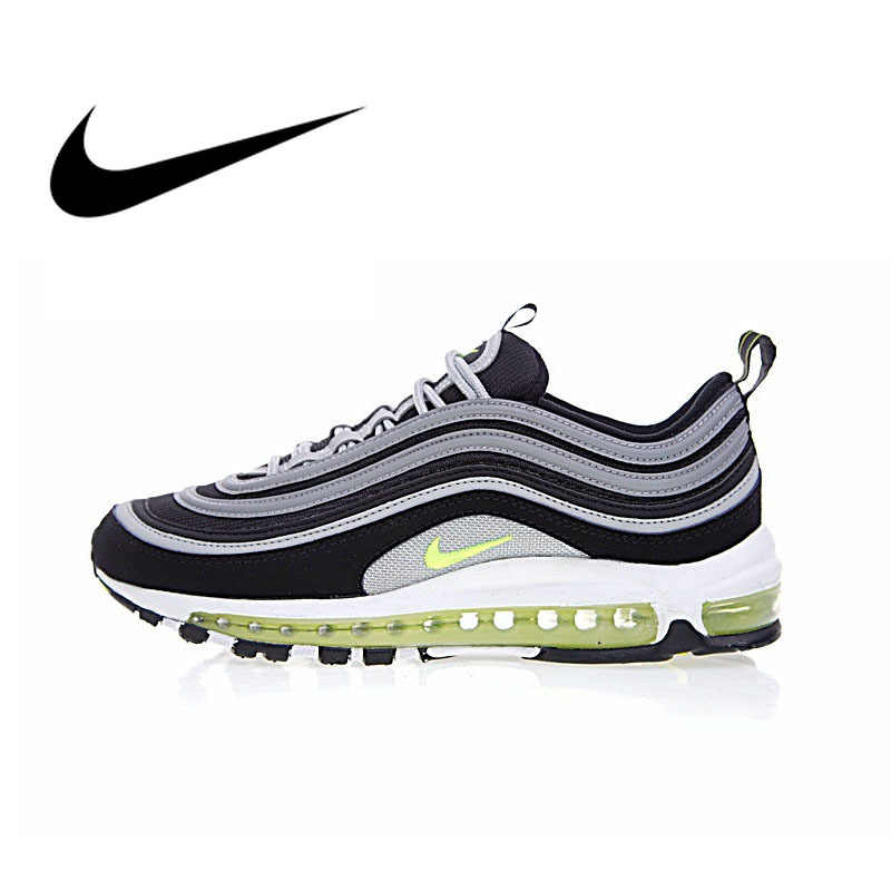 Original Authentic Nike Air Max 97 Men's Breathable Running