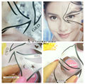 7 styles in 1 set Quick Makeup Cat Eyeliner Smokey Eyeshadow Drawing Guide Reusable Stencil for Classic Eye Liner Template