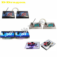 2 Players of Pandora Box 7 Controller with 2263 in 1 Game Family Version VGA HDMI Game Arcade 10 of 3D Game