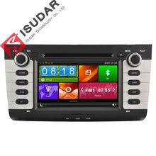 Dwa Din 7 Cal Samochodowy Odtwarzacz DVD Dla SUZUKI SWIFT 2004-2010 z 3G Host Nawigacji GPS Bluetooth IPOD TV Radio Bezpłatny Mapie