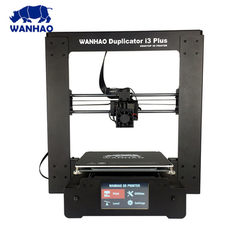 2018 3D PRINTER I3 PLUS MK2 WANHAO MANUFACTURER 3D PRINTER FDM PRINTER 3D Printing Prototyping,workable price with high quality