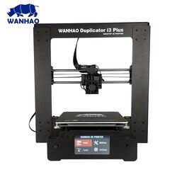 2018 3D drukarki I3 PLUS MK2 WANHAO producenta 3D FDM drukarki drukarki 3D drukowanie prototypowanie  wykonalne cena z wysoką jakością