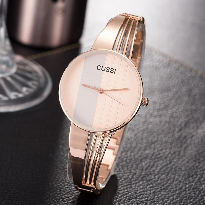 CUSSI Κορυφαία ασημένια γυναικεία - Γυναικεία ρολόγια - Φωτογραφία 6