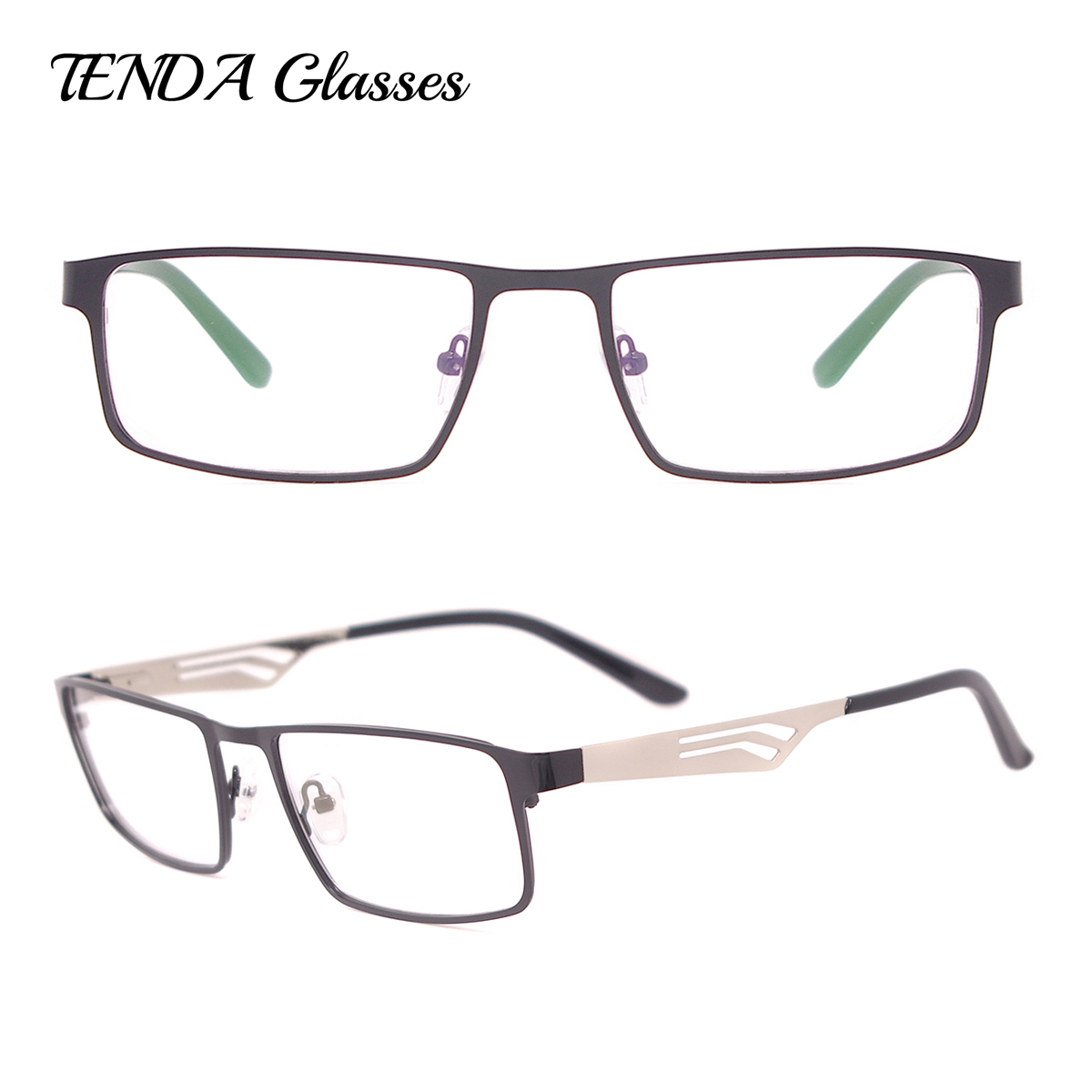 Ungewöhnlich Rechteck Brillenfassungen Ideen - Benutzerdefinierte ...
