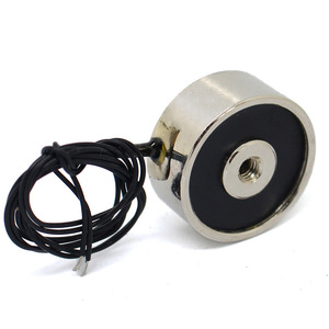 P25/11 всасывающий держатель 5кг 50N мини Электромагнит 12В Электромагнит 12В электро магнит 24В катушка Электрический магнит