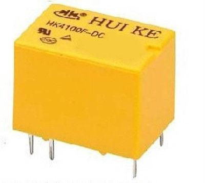 цена на 20x JRC-21F 9V HK4100F-DC9V-SHG Volt Power Relay 6PIN