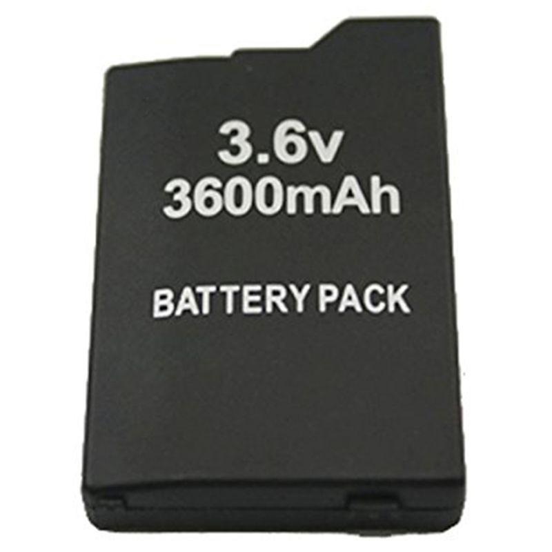 IG-1 Pcs Just For Sony PSP Battery SLIM 2000 3000 Replacement Rechargeable 3600mAh