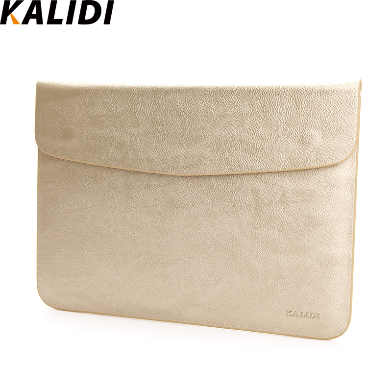 KALIDI 13 Inch Laptop Sleeve Bag Case Pouch Cover for 13 Inch Macbook Air 13 Inch Macbook Pro 13.3 Inch Macbook Retina Bag