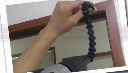 Flexible Shaft Bits Extention Screwdriver Drill Bit Holder Connecting Link