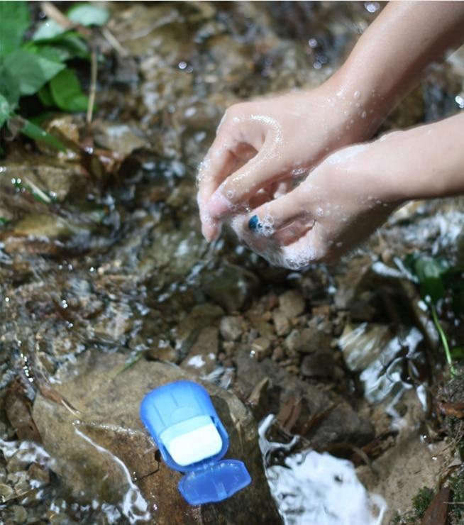 Прямоугольник мыло цветок бумажный мыло ломтик мыло цветок мыло для рук цвет случайный