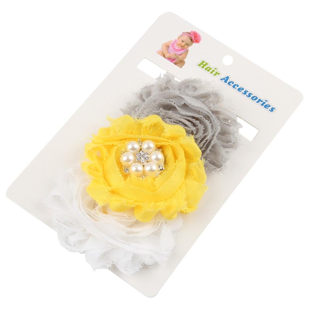 TWDVS Newborn 3 Flower Эластичные аксессуары - Аксессуары для одежды - Фотография 2