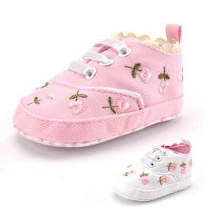 Vrije tijd Anti-slip peuter schoenen Baby sneakers Retail nieuwste originele merk baby babyschoenen
