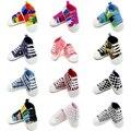 13 Estilo de Bebé Para Niños Niños Niños y Niñas Zapatos de Las Zapatillas de Deporte Suaves Deportes Zapatillas para Bebés cochecito de Bebé Envío Gratis