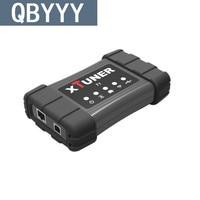 QBYYY Original WIFI XTUNER T1 Heavy Duty Trucks Diagnosis XTUNER T1 Truck Scanner