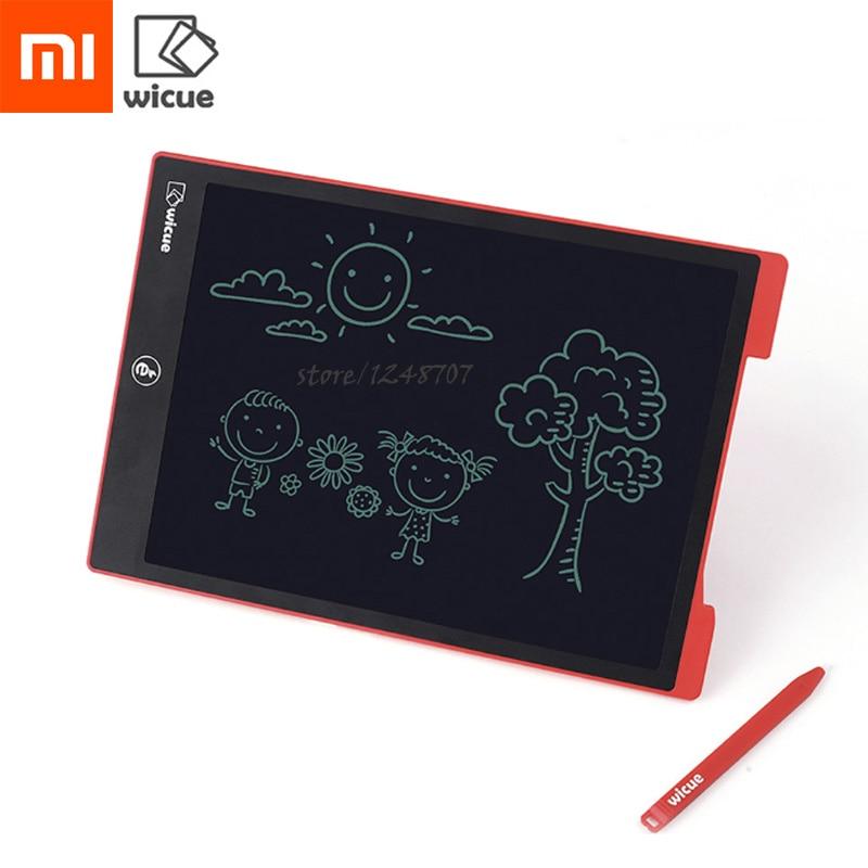 12in Xiaomi Mijia Wicue LCD tablette d'écriture tableau d'écriture couleur de Singe dessin électronique Imagine bloc graphique pour bureau d'enfant