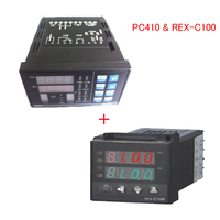 1 Set PC410 With RS232 Communication Module REX C100 Tempereature Controller For IR6000 BGA Rework Station