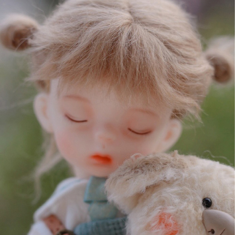 1/6 BJD Doll BJD/SD Cute Lovely SOO Doll With Close Eyes For Baby Girls Birthday Gift Free Shipping 1/6 BJD Doll BJD/SD Cute Lovely SOO Doll With Close Eyes For Baby Girls Birthday Gift Free Shipping
