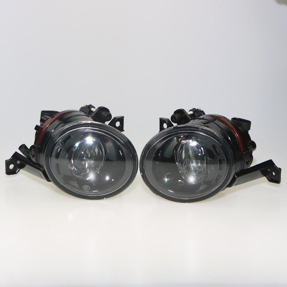 1 Pair New 9006 Plug 12v 55 w Convex Lens Headlights Fog Lamp For VW Tiguan EOS Polo Touran Golf MK6 1T0 941 699 C 1T0941700C oem front bumper 9006 plug convex lens fog lights 12v 55w lamps for vw jetta golf mk5 eos tiguan caddy 1t0 941 699 1t0941699