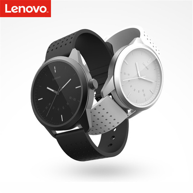 Lenovo 9 שעון חכם Bluetooth עמיד למים 5ATM עמיד למים GPS גשש כושר שיחות/גברים שעונים חכמים הודעת SMS