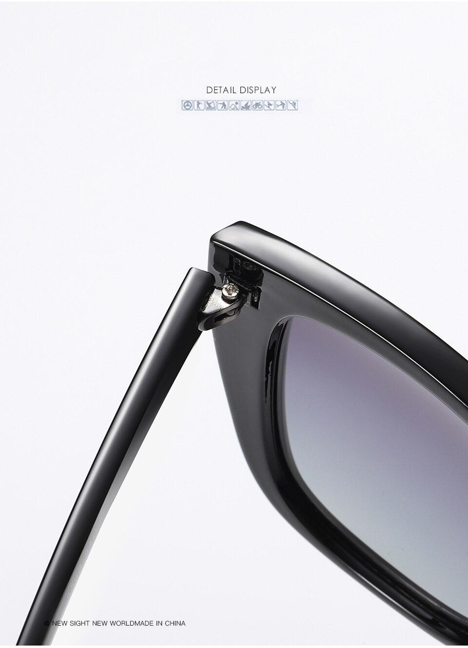 d2e235efadf ELITERA Polarized Sunglasses Womens Lady Elegant Sun Glasses Female ...