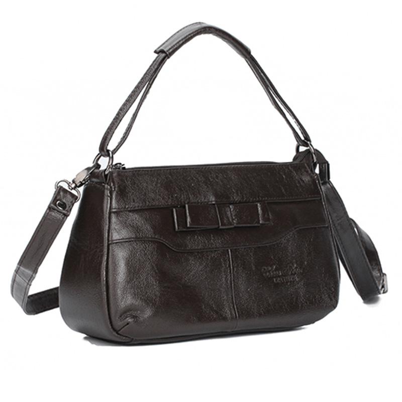 New Women Sling Shoulder Bag  Designer Cross Body Messenger Hobo Bags Ladies Famous Brand Genuine Leather  Fashion Tote Handbag
