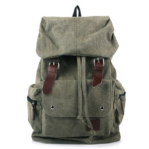 Image 2 - حقيبة ظهر رجالية على الموضة حقيبة كتف حقيبة ظهر مدرسية حقيبة سفر