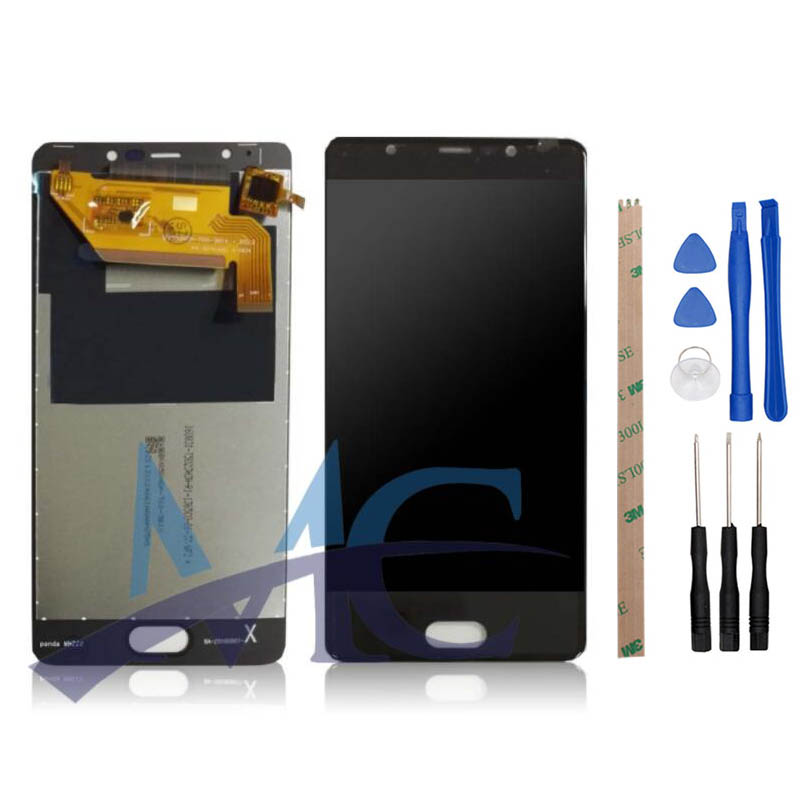 5.0 inch For Wiko U Feel Go LCD Display and Touch Screen Assembly Repair Part Mobile Accessories For Wiko U Feel Go With Tools