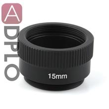 15mm C-CS Mount Lens Adapter Extension Tube suit for CCTV Security Camera цены онлайн