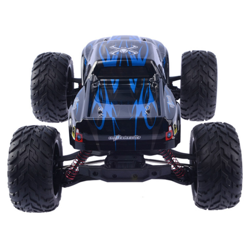 Hot Sale RC Car 9115 2.4G 1:12 1/12 Scale Car Supersonic Monster Truck Off-Road Vehicle Buggy Electronic Toy 2016 best electric toy 4wd05 rc electric rock crawler king1 12 scale rc off road vehicle rechargeable battery