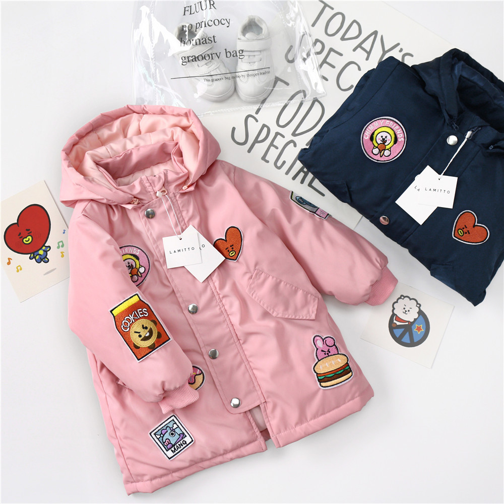 цены 2018 BOYS COAT TODDLER JACKET FOR GIRLS BABY WINTER CLOTHES BABY CLOTHES GIRL BABY WINTER JACKETS CHRISTMAS COSTUME DOWN COAT