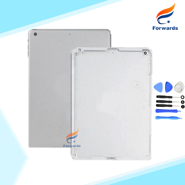 Brand new Back housing for ipad Air 5 Battery door Back cover case with Tools assembly WiFi or 3G Version 1 piece free shipping