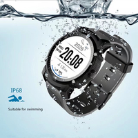 NIYOQUE FS08 Professional Sport Smart Watch Waterproof IP68 Heart Rate Monitor Multi Mode Fitness Tracker Smartwatch