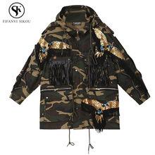 bcc5dfa68 Camouflage Veste À Paillettes Promotion-Achetez des Camouflage Veste ...