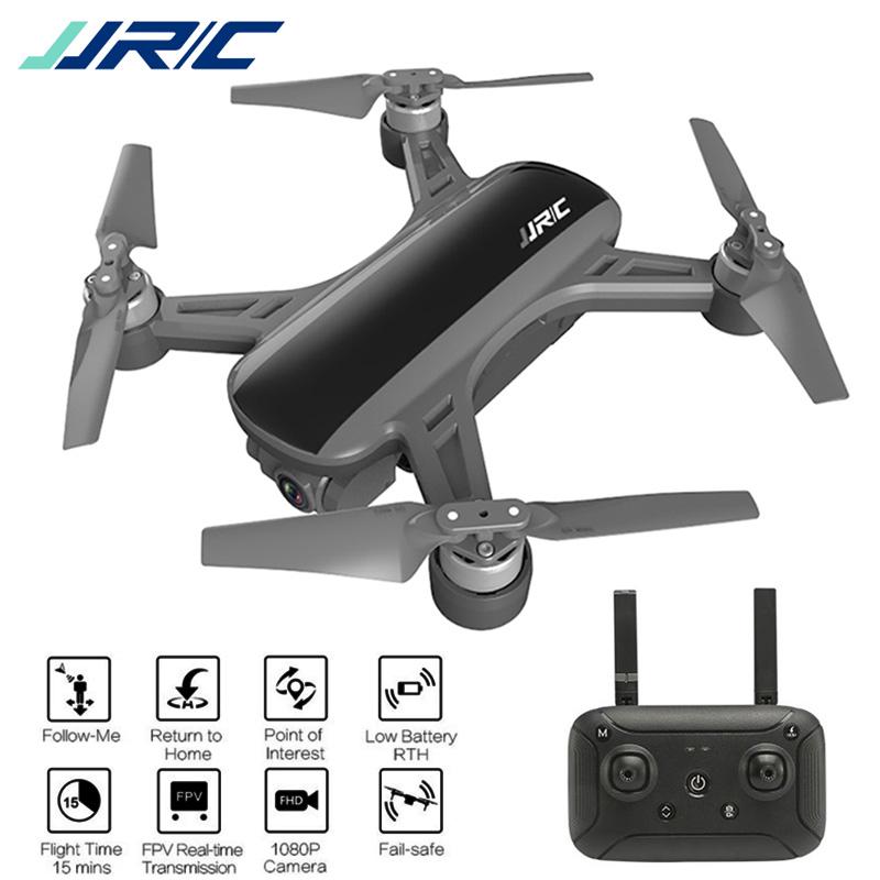 JJRC X9 Heron GPS 5G WiFi FPV with 1080P Camera Optical Flow Positioning RC Drone Quadcopter RTF Professional Quadrocopter image