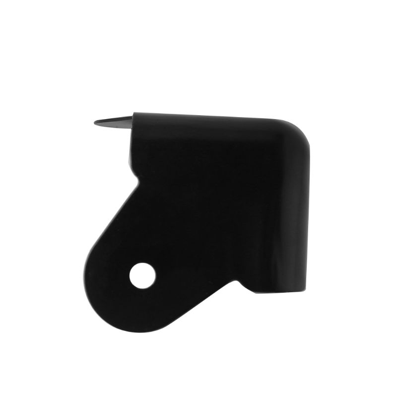 4PCS Speaker Corners Metal Angle Rounded Protector Guitar Amplifier Stage Cabinets Accessories Black
