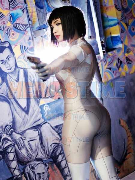 3d Print High Quality New Movie Ghost In The Shell Major Costume Jumpsuit Adult Halloween Cosplay Bodysuit Women Girls Ladys Game Costumes Aliexpress