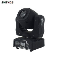 Mini Spot 60W LED Moving Head Light With Gobos Plate Color Plate High Brightness 60W Mini