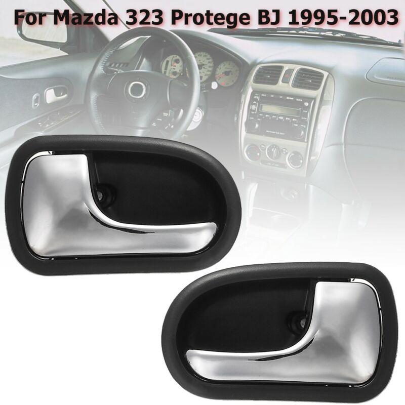 Einzelnen links/rechts innen türgriff Tür Griff (Links oder Rechts) für Mazda 323 Protege BJ 1995-2003