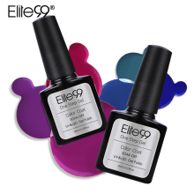 Elite99 10ml Long Lasting One Step Gel Nail Polish 3 In 1 Gel Varnishes Esmalte Uv Color Semi Permanent No Top Base Gel Lacquer
