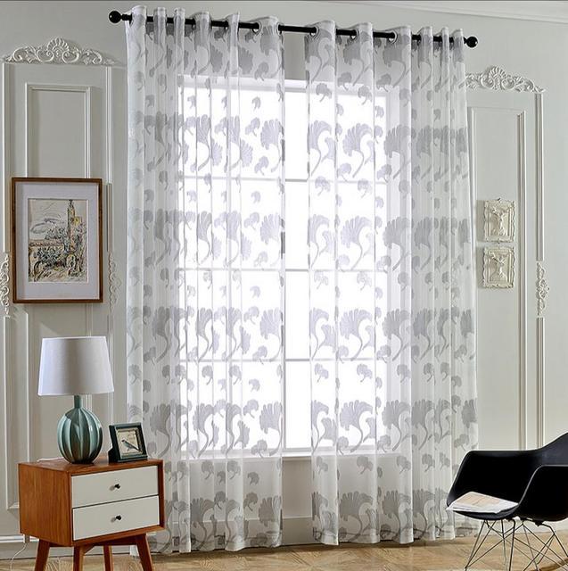 US $69.99  Garza ombra di finito rete metallica contemporaneo e contratto  seduta della camera da letto tenda balcone cortina di stoffa filati in  Garza ...