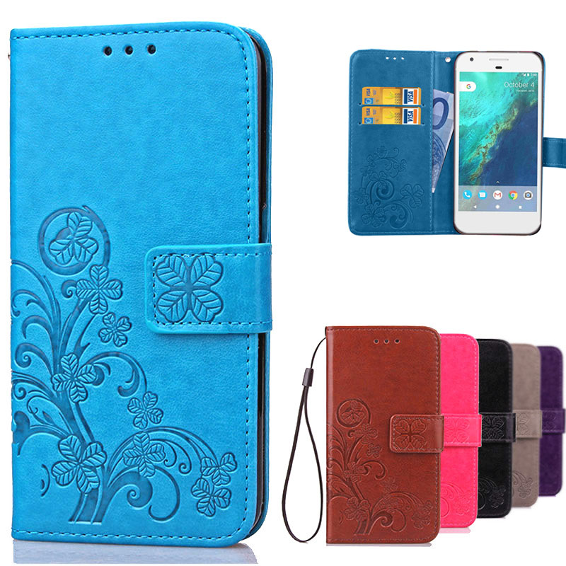 Luxury Wallet Magnet Flip Cover Leather Case Google Pixel Case For HTC Google Pixel XL Coque Phone Case