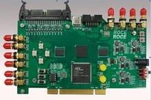 цена на FPGA PCI acquisition card XILINX SARTAN6 xc6slx16csg324 PLX 9054 PCI9054