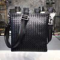 Diagonal men bag Genuine leather Cowhide genuine leather bag zooler messenger bag men leather satchel The single shoulder bag