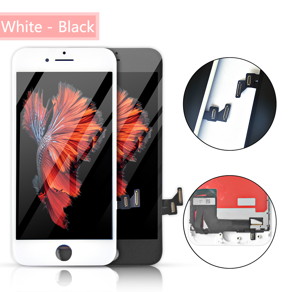 Sinbeda 5pcs lot LCD For iPhone 8 8PLUS LCD Display Touch Screen Digitizer for iPhone 8 8PLUS Display Replacemnet Free DHL in Mobile Phone LCD Screens from Cellphones Telecommunications