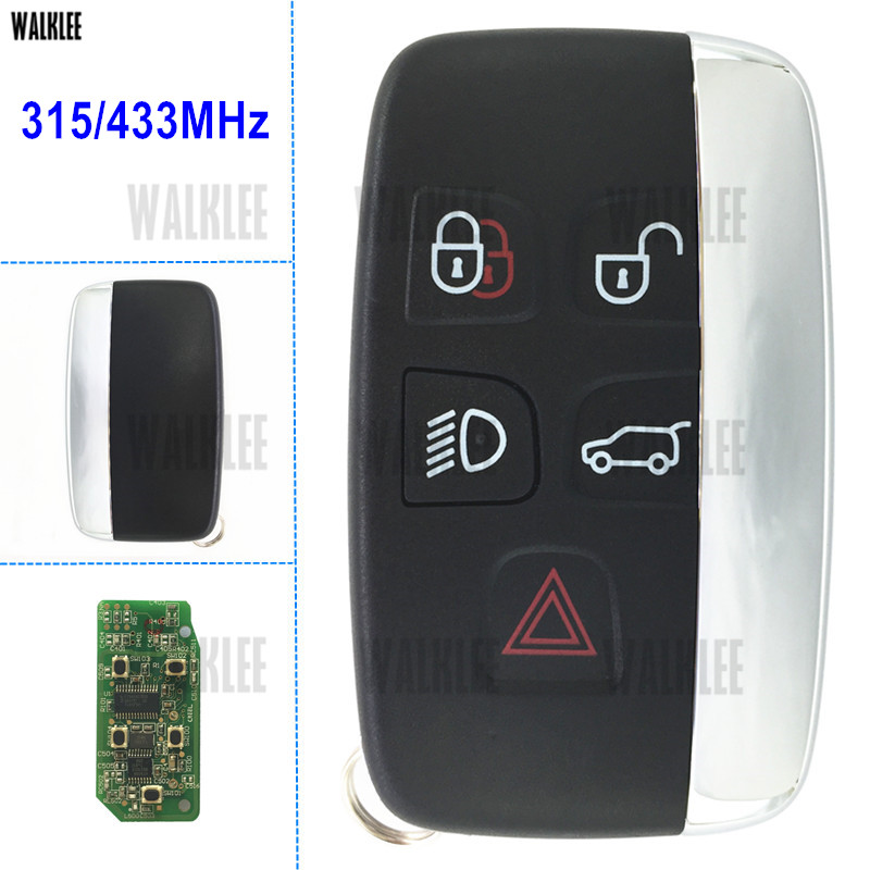 2012 Land Rover Discovery 4 For Sale: Aliexpress.com : Buy WALKLEE Smart Key 315MHz / 434MHz