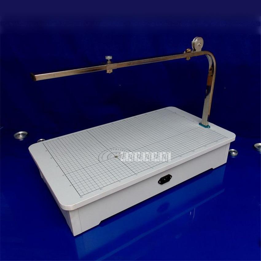 S603 2 Desktop Foam Cutting Machine High Quality 220V/110V 80W Foam Slicer Hot Wire Foam Cutter Foam Cutting Machine Table Tool