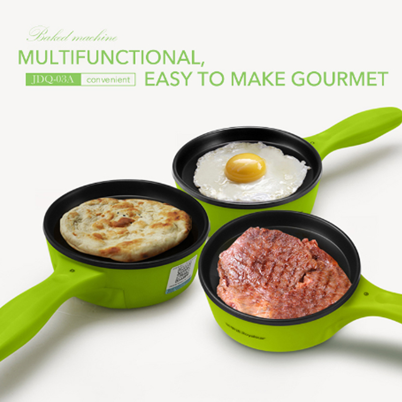 Royalstar Mini Electric Cooker Non-stick Pan Fast Heating Multifunctional Kitchen Home Appliance Pancake Maker