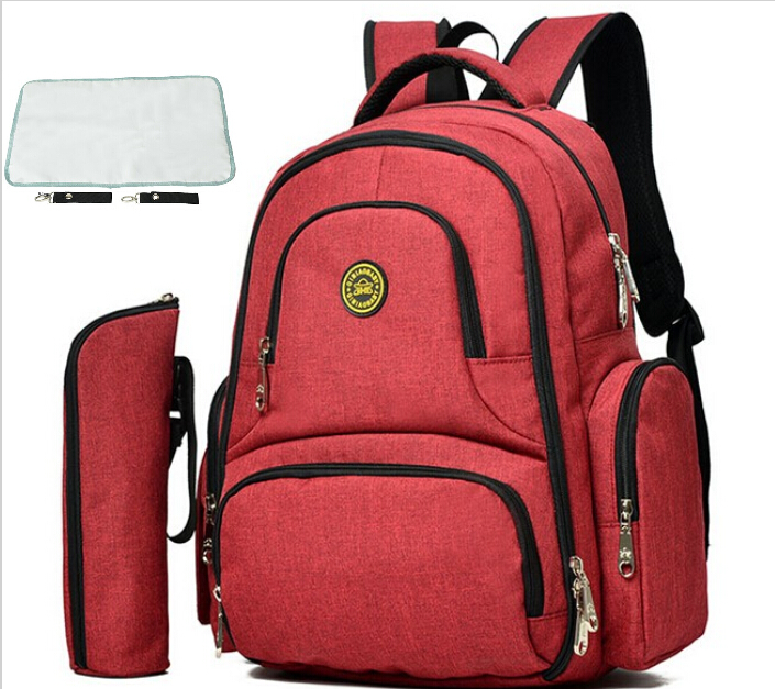 Multifunction Mummy Mother Bag Large Capacity Diaper Nappy Bag Backpack Newborn Baby Pad Changing Bag For Stroller diaper bag large capacity mummy package multifunction pregnant mother backpack for mum bolso maternal baby nappy changing bag